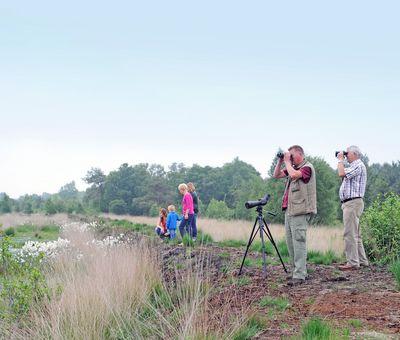 Naturführung im Dalum-Wietmarscher Moor