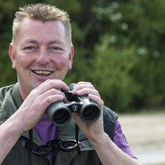 Naturpark Moor-Veenland Ranger Erik Bloeming